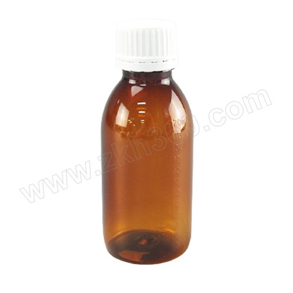 TITAN/泰坦 聚脂液体瓶 02035716 100mL 茶色 +盖子 360个 1箱